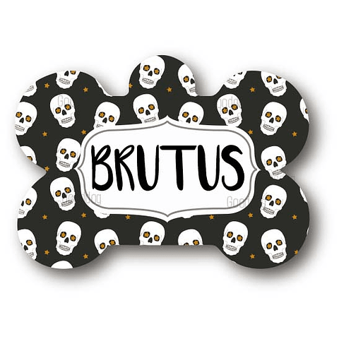 PLACA BRUTUS