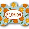 PLACA FLORIDA