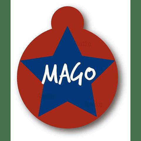 PLACA MAGO