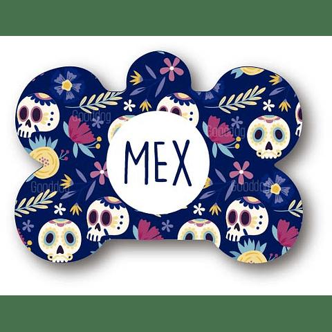 PLACA MEX