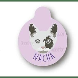 PLACA NACHA