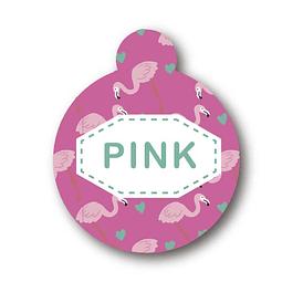 PLACA PINK