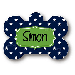 PLACA SIMON