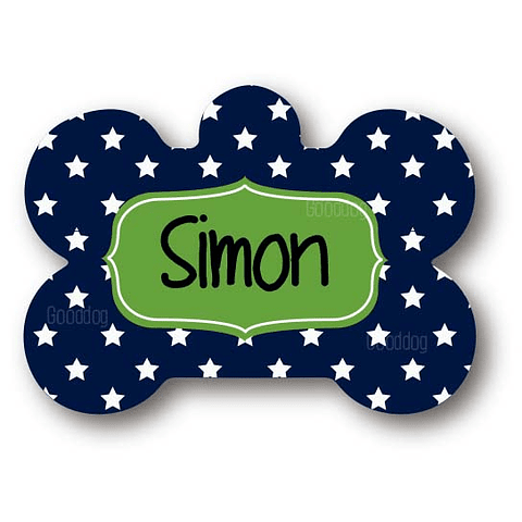 PLACA SIMON
