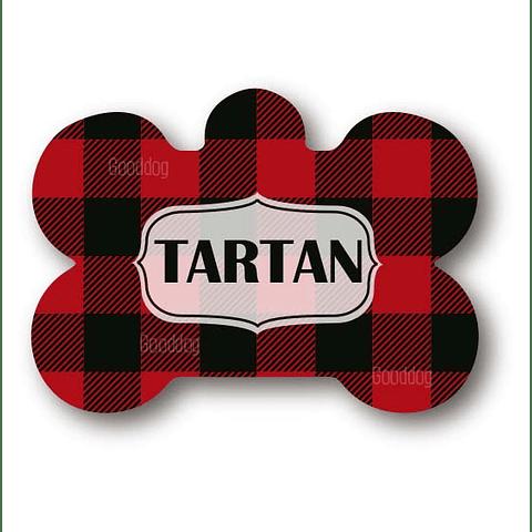 PLACA TARTAN