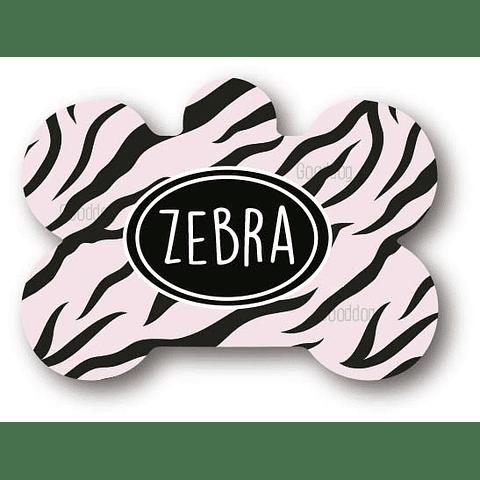 PLACA ZEBRA