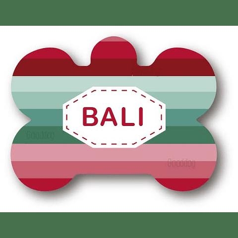 PLACA BALI