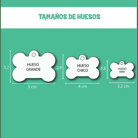 PACK PLAQUITA + COLLAR  DISEÑO MARBLE