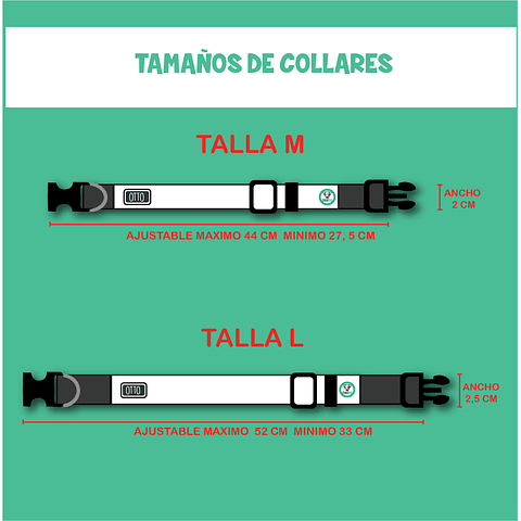 COLLAR ESTAMPADO ATLANTA