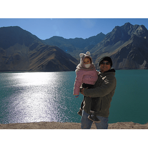 Andes Tour, Embalse el Yeso