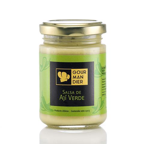 Salsa de ají verde