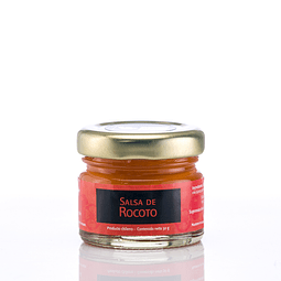 Mini salsa de rocoto