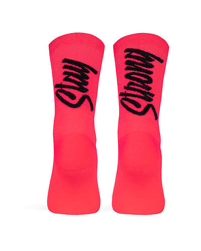 Calcetines Stay Strong Coral - L/XL