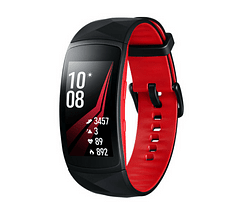 Gear Fit 2 Pro Red