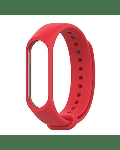 Correa Xiaomi Mi Band 3 - Roja
