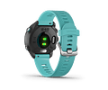 Forerunner 245 Music Black/Aqua