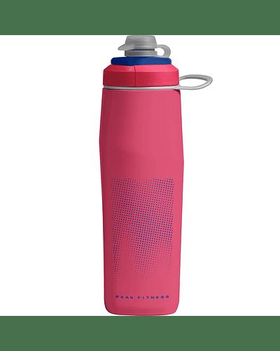 Botella Peak Fitness 25 Oz - Pink/Blue