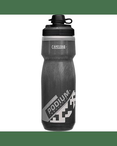 Botella Podium Dirt Chill - Black