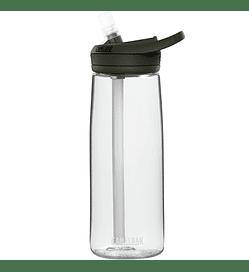 Botella Eddy+ 25 Oz - Clear