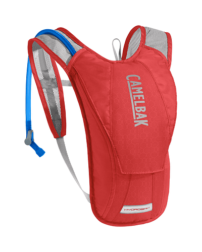 Mochila Bike Hydrobak 50 - Racing Red