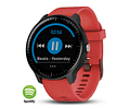 Vivoactive 3 music - Red