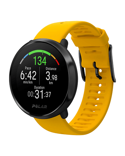 Polar Ignite Yellow - Black