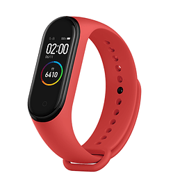 Mi Band 4 Red