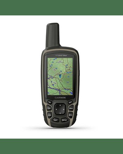 GPSMAP 64sx TopoActive South America