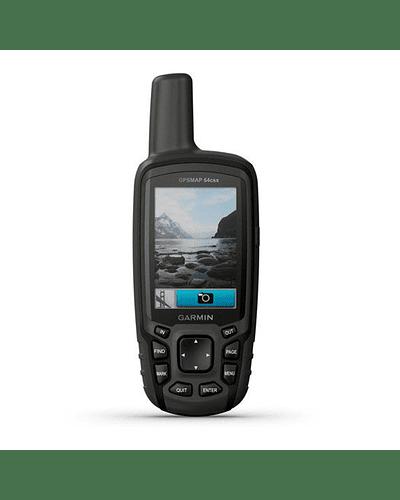 GPSMAP 64csx Topo Andes Chile