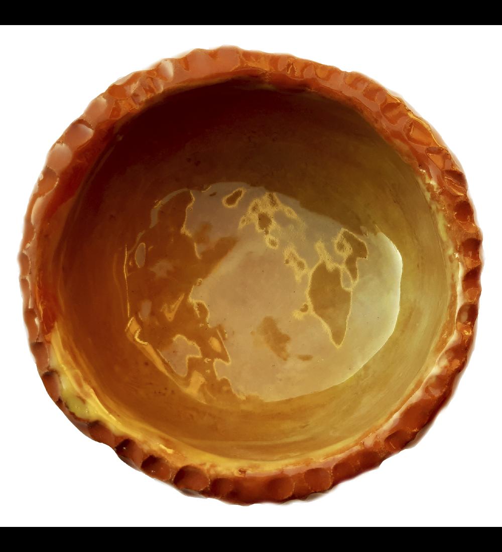 Mini bowl artesanía cerámica