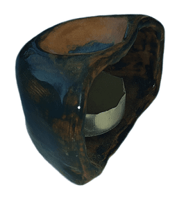 Difusor para aceites aromáticos artesanía cerámica