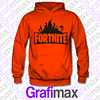 Poleron Fortnite Rojo  Grafimax