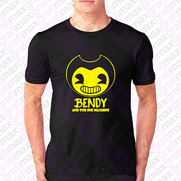 Polera Bendy Face Grafimax
