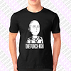 Polera One Punch Man Poker Face