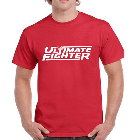 Polera Ultimate Fighter UFC Grafimax