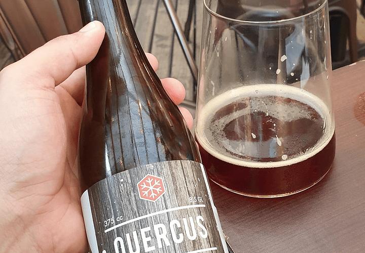 El Roble quedó gustando: El lanzamiento de la cerveza Quercus