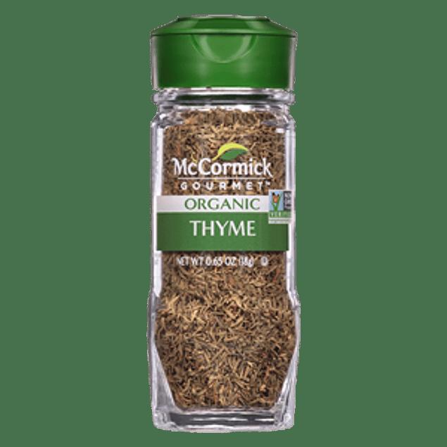 Tomillo Orgánico • Organic Thyme