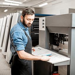 Servicio de Impresión Offset