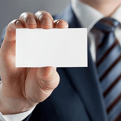 Tarjetas de Visita -Business Card