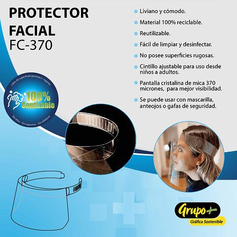 MASCARA PROTECTOR FACIAL FC370