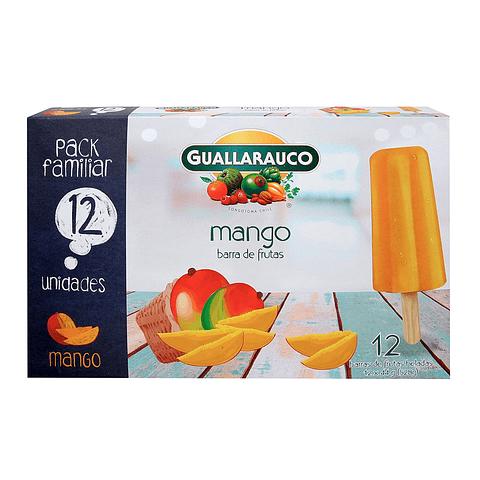 Barra de fruta Mango 12 x 44g