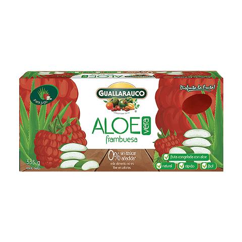 Frambuesa Aloe 0% sin azúcar añadida 333g