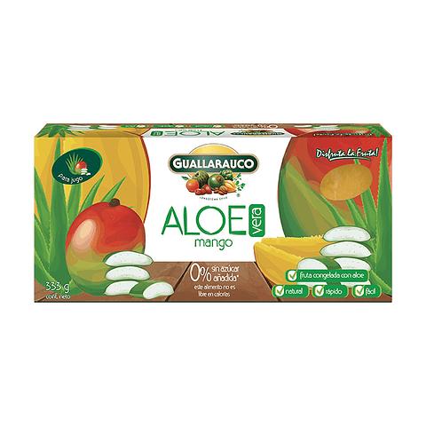 Mango Aloe 0% sin azúcar añadida 333g