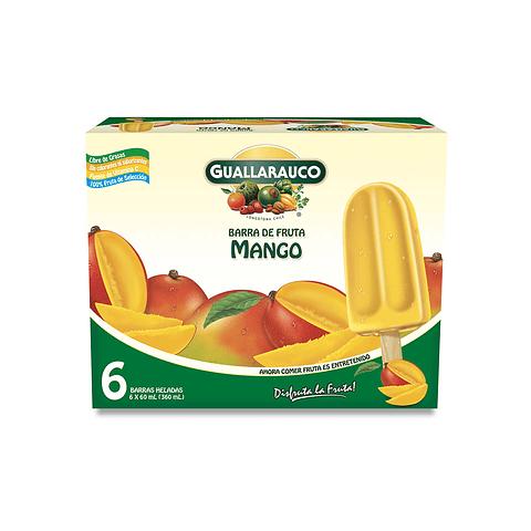 Barra Mango 6 x 60ml