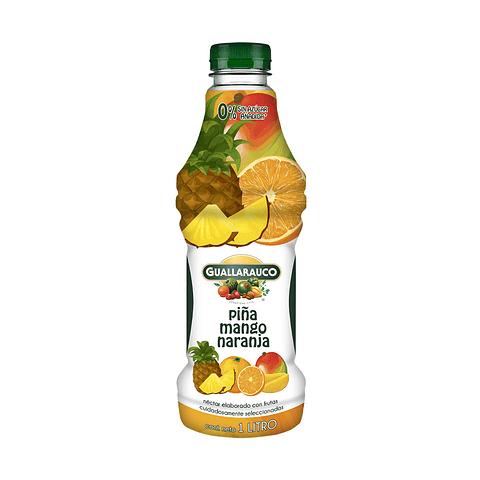 Néctar Mango Piña Naranja 0% azúcar añadida 1lt