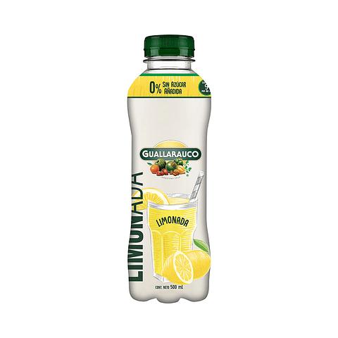 Limonada sin azucar añadida 500ml