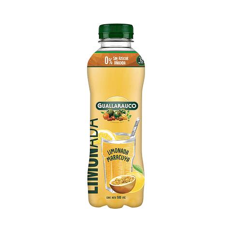 Limonada maracuya sin azucar añadida 500ml