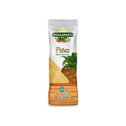 Barra de fruta Piña 0% sin azúcar añadida 20 X 42g