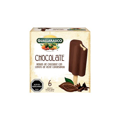 Barra Chocolate Leche Condensada 6 X 47g
