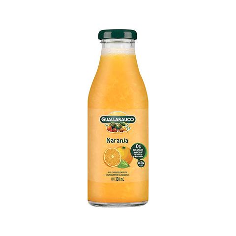 Jugo Naranja 0% azúcar añadida 6 x 300ml